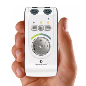 Audio Mino kommunikaattori